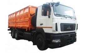 МАЗ 6501С5-525(535)-000 Зерновоз, платформа 22м3, г/п 13,3т.