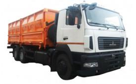 МАЗ 6501С9-8525-000 Зерновоз, платформа 32м3, г/п 19т.
